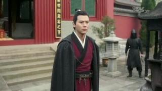 《成化十四年》李子龙带人闯入法源寺 青歌手持弩箭站在皇上的一边