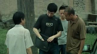《惊天动地》哈哈镜前来找赵氏兄弟 还是因为石碑的事
