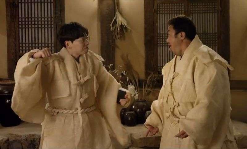 《兄弟》预告片 马东锡李东辉争夺遗产与美女