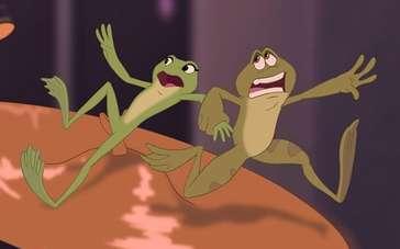 《公主和青蛙》音乐特辑