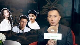 泡泡专访刘烨不把自己当成大叔