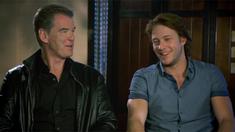 十一月杀手 制作特辑之A Conversation Between Pierce and Luke