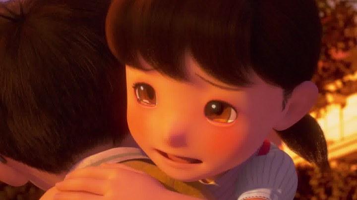 哆啦A梦:伴我同行2 中国预告片2:时光机版 (中文字幕)