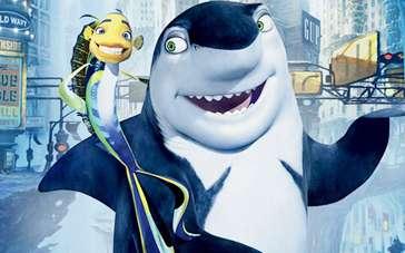 《鲨鱼故事》中文预告片 小鱼豪迈崛起对垒黑帮
