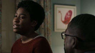 《我们这一天》兰德尔是个女儿控吧  又因为心疼黛佳而哭了
