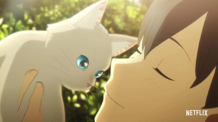 想哭的我戴上了猫的面具 预告片3