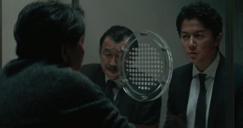 《第三次的杀人》预告片