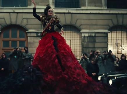 《黑白魔女库伊拉》角色特辑 库伊拉的百变造型