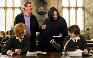 《哈利·波特与火焰杯》人物访谈