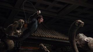 拉瑞电击器解决蛇妖 小猴子撒尿灭熔岩