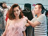 《舞乐传奇》热拍 秋瓷炫目标用全中文演戏