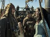 《加勒比海盗5:死无对证》幕后特辑 影史经典震撼升级