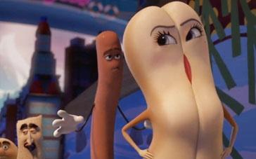 《香肠派对》片段 香肠、面包起争执互不相让