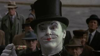 小丑嫉妒蝙蝠侠 一心想着上头条