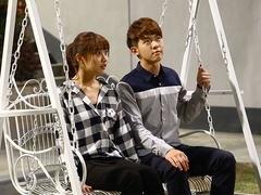 《贴身校花》花絮:SNH48李艺彤get满分撩汉技能