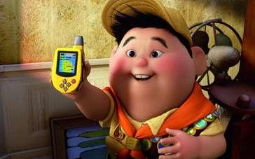 《飞屋环游记》片段 小胖仔