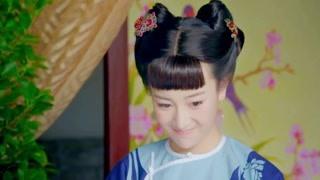 《鹿鼎记韩栋版》张檬这造型美呆了,百年不遇的美女啊