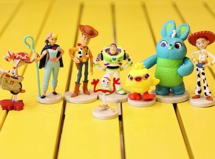 《玩具总动员4》今日公映 今夏最酷团体今日出道