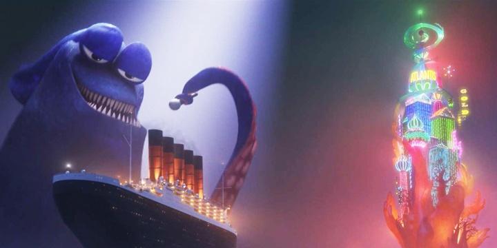 《精灵旅社3:疯狂假期》古城沉没之谜特辑
