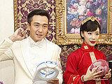 《大当家》探班 姚芊羽翟天临冒酷暑拍戏