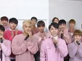 Seventeen回归动摇女心 B1A4获一位