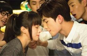 【旋风少女】原创-旋风少女破十亿:杨洋胡冰卿白兔发糖