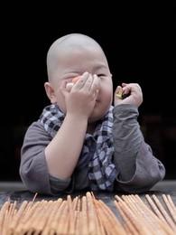 佛语童心之包容
