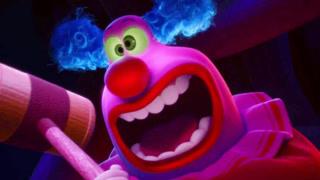 最萌小丑听到派对变得如此邪恶