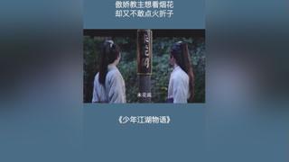 #少年江湖物语  #我的观影报告 好久没看烟花了~