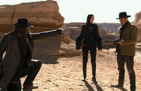 大漠枪神-11:元芳为美女与昔日好基友决斗
