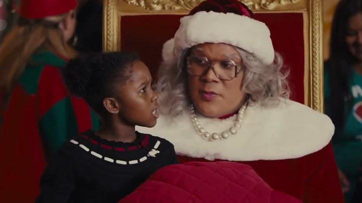 黑疯婆娘的圣诞节 预告片2