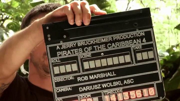 加勒比海盗4:惊涛怪浪 花絮2