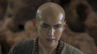 吴亦凡扮唐僧抽打林更新