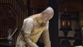 皇帝翻看韦小宝的画