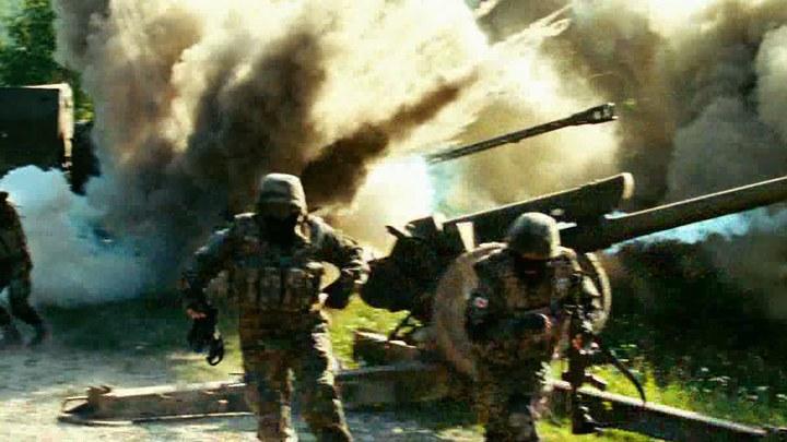 穿越火线 中国预告片4:战争版 (中文字幕)