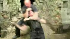 敢死队 拍摄花絮之史泰龙受伤