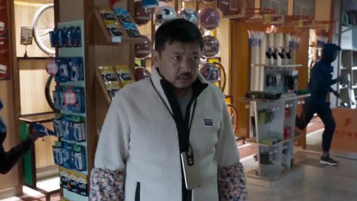 了不起的老爸 片段7 (中文字幕)