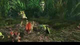 4月电影 《青蛙总动员》先导预告青蛙家族面临生死危机