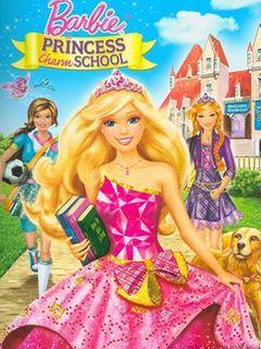 芭比之公主学校