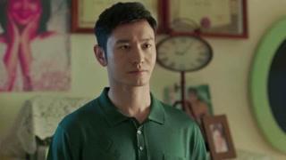 《你迟到的许多年》黄晓明演技全在眼神中,用笑容就能看出当时的心情