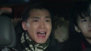 《姥姥的饺子馆》姜桂芳险出车祸 吓得儿子一身冷汗