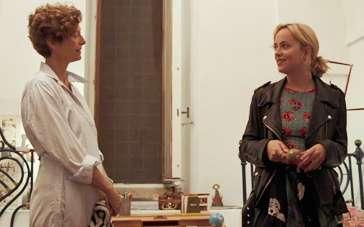 《假日惊情》精彩片段 斯文顿达科塔尴尬同处一室