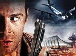 《虎胆龙威2》预告片 空中危机众乘客命悬一线