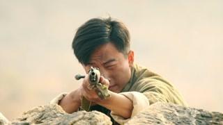 黄轩的枪法   这叫一个很准啊