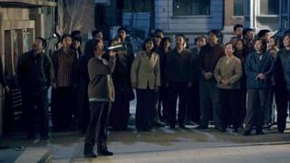 《我们的纯真年代》王雨这造型帅呆了,百年不遇的帅哥啊