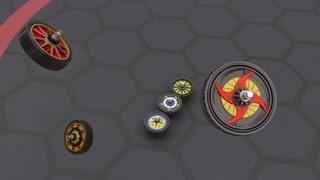 太意外了 炽焰奇兵2枚陀螺同时出局
