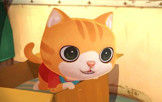 《小猫巴克里》终极预告 动物城市陷入惊天危机