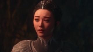 鬼山莲泉找到了西流尔不过特蕾娅尾随其后 特蕾娅使用鹰眼找人