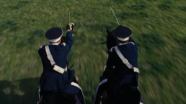 战马 片段2:赛马 (中文字幕)