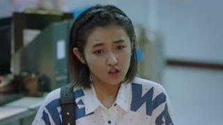 子枫小可爱绝对是个文科生 #我和两个他  #我的观影报告  #张子枫